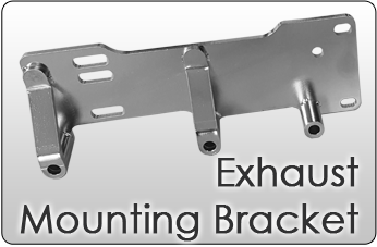 miata supercharger exhaust mounting bracket